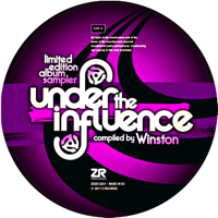 UNDER THE INFLUENCE VOL. ALBUM SAMPLER -pre-order-