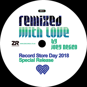 REMIXED WITH LOVE - RECORD STORE DAY 2018 SPECIAL RELEASE