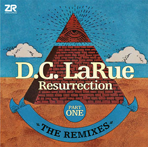 RESURRECTION – THE REMIXES - PART ONE -RSD LIMITED-