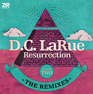 RESURRECTION – THE REMIXES - PART TWO -RSD LIMITED-