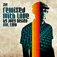 REMIXED WITH LOVE BY JOEY NEGRO VOL.2 (2CD)