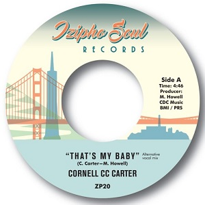 THAT'S MY BABY / MAYBE (7inch)