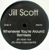 WHENEVER YOU'RE AROUND-JASON B REMIXES