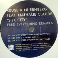 SILK CITY-FRED EVERYTHING REMIXES