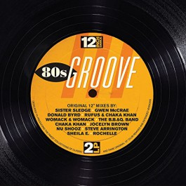 12 INCH DANCE - 80S GROOVE (W-PACK)