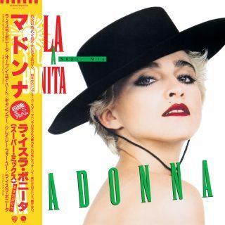 LA ISLA BONITA - SUPER MIX -RSD LIMITED-