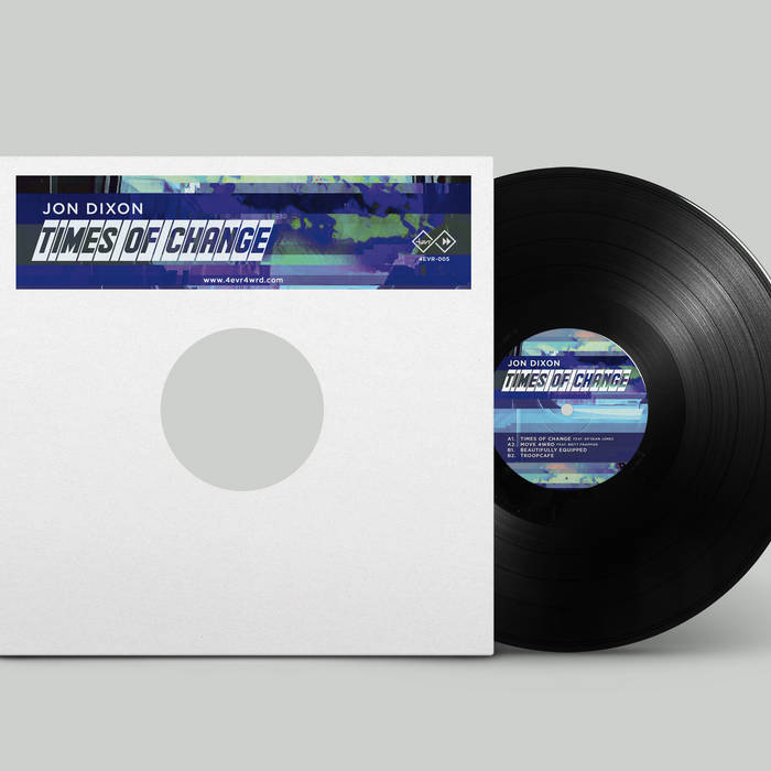 TIMES OF CHANGE -pre-order-
