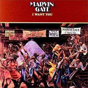 I WANT YOU (LP)