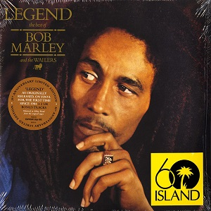 LEGEND (THE BEST OF BOB MARLEY AND THE WAILERS) (2LP) [5386954