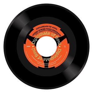 SWEET POWER YOUR EMBRACE (7 inch)