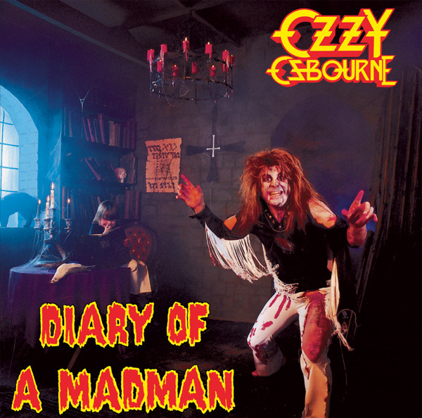 DIARY OF A MADMAN (LP)
