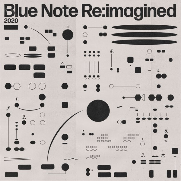 BLUE NOTE RE:IMAGINED 2020 (2LP)