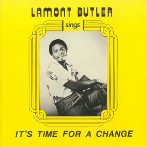 IT'S TIME FOR A CHANGE (LP)