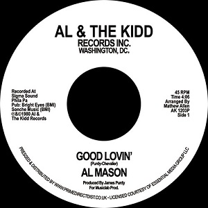 GOOD LOVIN' / WE STILL COULD BE TOGETHER (7 inch)