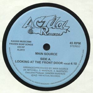 LOOKING AT THE FRONT DOOR (7 inch)