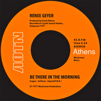 BE THERE IN THE MORNING (7inch)