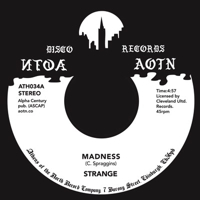 MADNESS / IF YOU'RE SO IN LOVE (7 inch)
