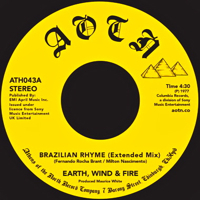 BRAZILIAN RHYME - UNRELEASED EXTENDED VERSION (7 inch)