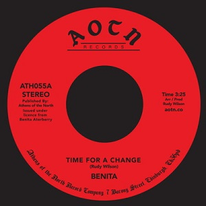 TIME FOR A CHANGE (7 inch)
