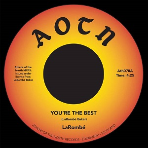 YOU'RE THE BEST (7 inch)