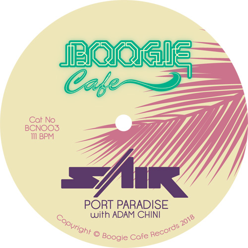 PORT PARADISE (feat.ADAM CHINI) (7 inch)