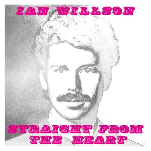 STRAIGHT FROM THE HEART (LP)