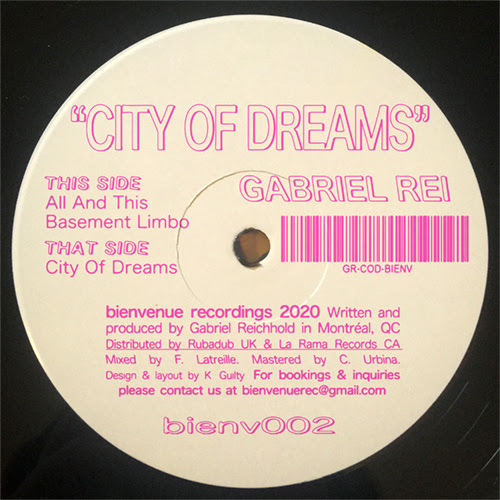 CITY OF DREAMS -pre-order-