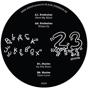 SHIR KHAN presents BLACK JUKEBOX 23