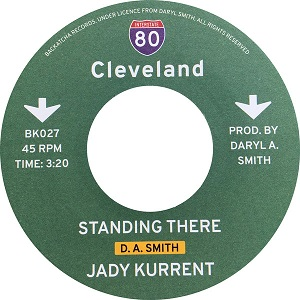 STANDING THERE (7 inch)