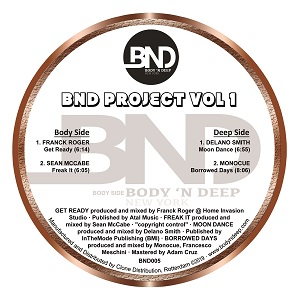 BND PROJECT VOL 1