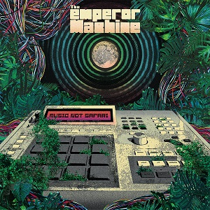 MUSIC NOT SAFARI (2LP)