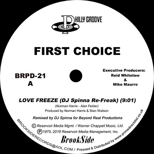 LOVE FREEZE (DJ SPINNA REMIX)