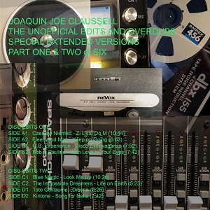 UNOFFICIAL EDITS & OVERDUBS SPECIAL EXTENDED VERSIONS 1&2(W