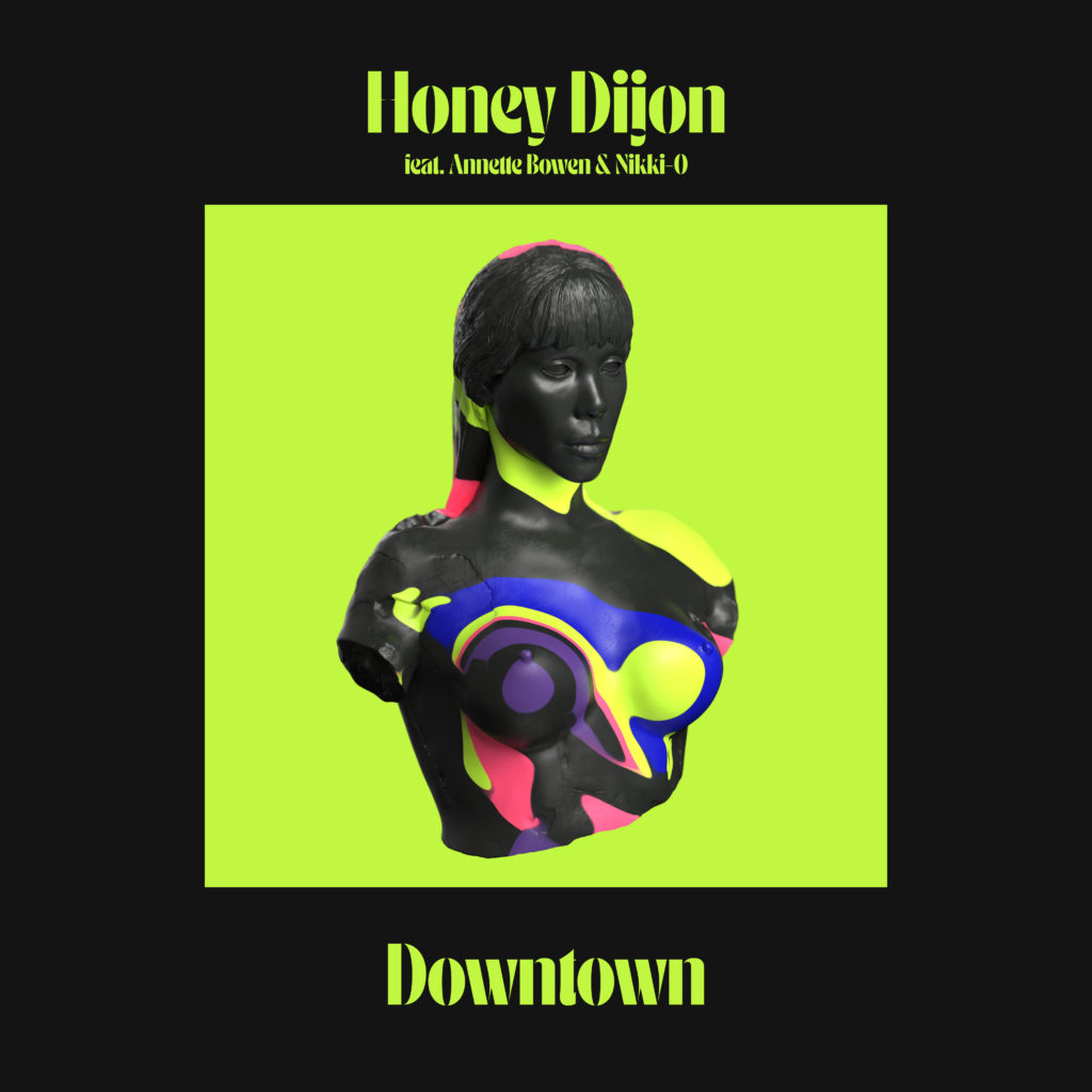 DOWNTOWN (INC. LOUIE VEGA REMIXES) -pre-order-