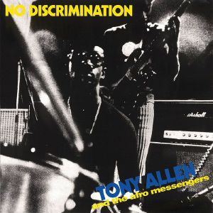 NO DISCRIMINATION (LP) -pre-order-