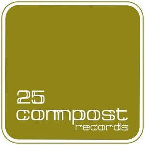25 COMPOST RECORDS (10 x 12 inch BOX)