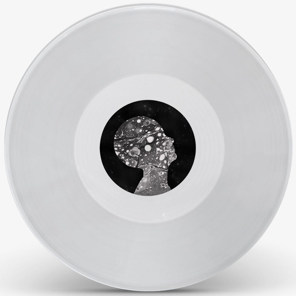 INSIDE MY HEAD (CLEAR VINYL REPRESS) -pre-order-