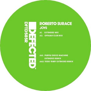 JOYS - PURPLE DISCO MACHINE / TODD TERRY/OFFAIAH REMIXES