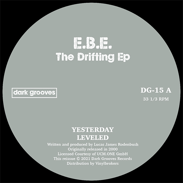 THE DRIFTING EP -pre-order-