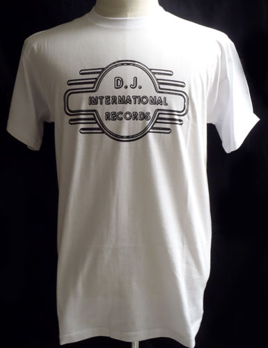 a84e4f6d D.J. INTERNATIONAL RECORDS T-SHIRTS(M size) [DJINTS001M] - VA - DJ ...