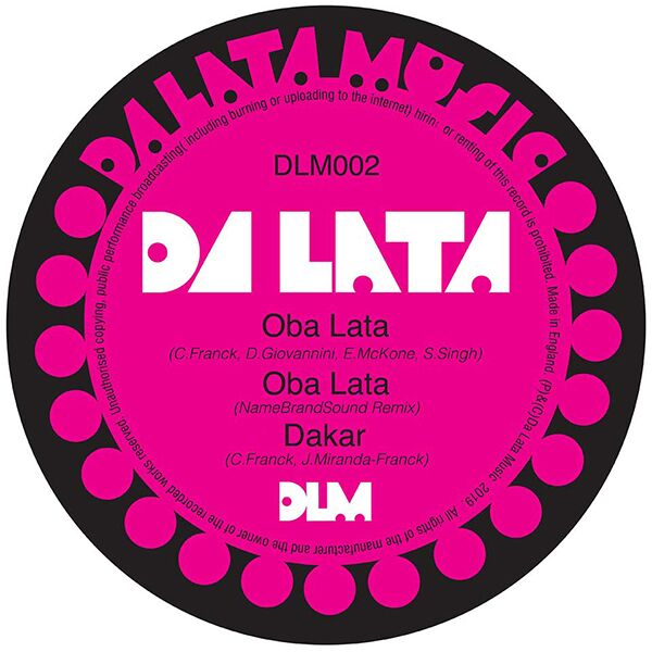 OBA LATA (inc. NAMEBRANDSOUND REMIX)