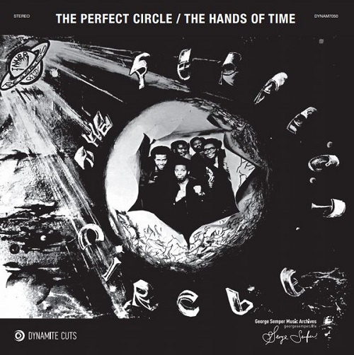 THE PERFECT CIRCLE (LIMITED GOLD SPLATTER VINYL)‎(7 inch)