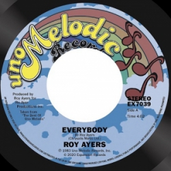 EVERYBODY/ AND THEN WE WERE ONE (7 inch)