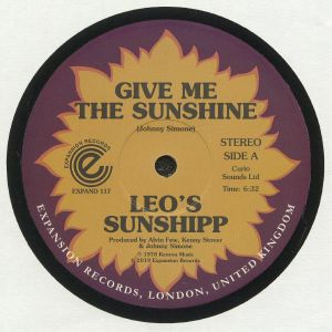 GIVE ME THE SUNSHINE (7inch) -pre-order-