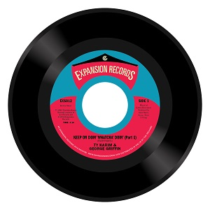 KEEP ON DOIN' WHATCHA' DOIN' (7 inch)