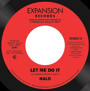 LET ME DO IT / LIFE (7 inch)