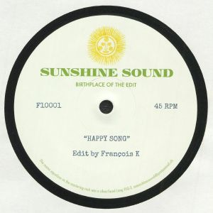 HAPPY SONG (10 inch)