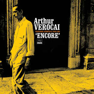 ENCORE ‎(FEATURING AZYMUTH & IVAN LINS) (LP) -pre-order-