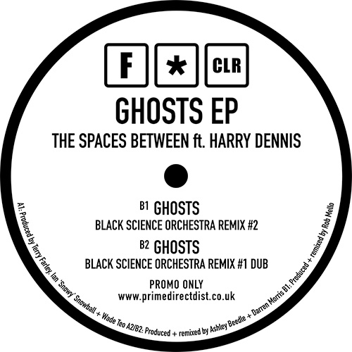 GHOSTS EP -pre-order-