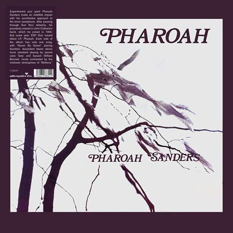 PHAROAH (LP)
